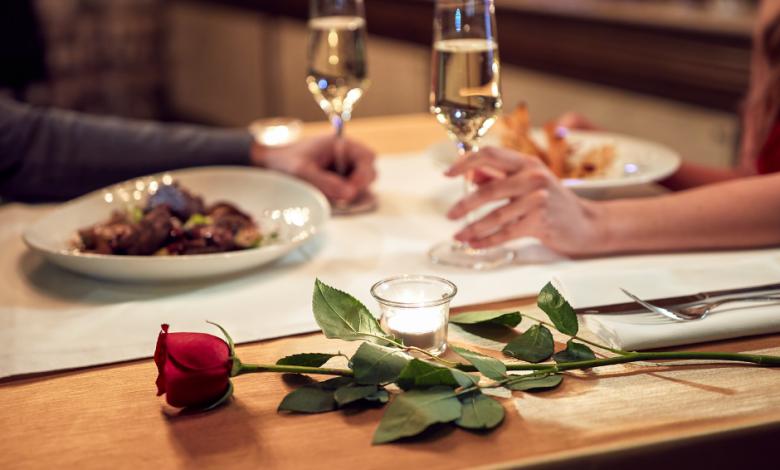 RARE Romantic Dinner