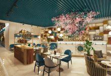 إفتتاح مقهى سوشال كافيه من أوبسو في دبي مول خلال أغسطس 2021