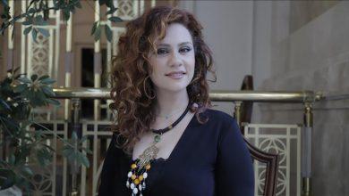 المغنية لينا شماميان