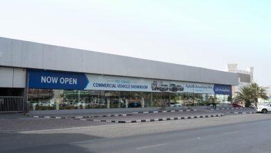 Ajman – Showroom's Exterior-min