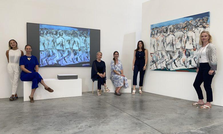 NFT | IRL أول معرض يدمج بين الفن الرقمي والفن الواقعي في دبي