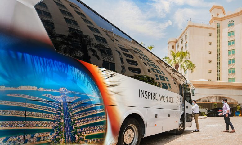 Nakheel introduces free shuttle services to and from Nakheel Mall and The Pointe