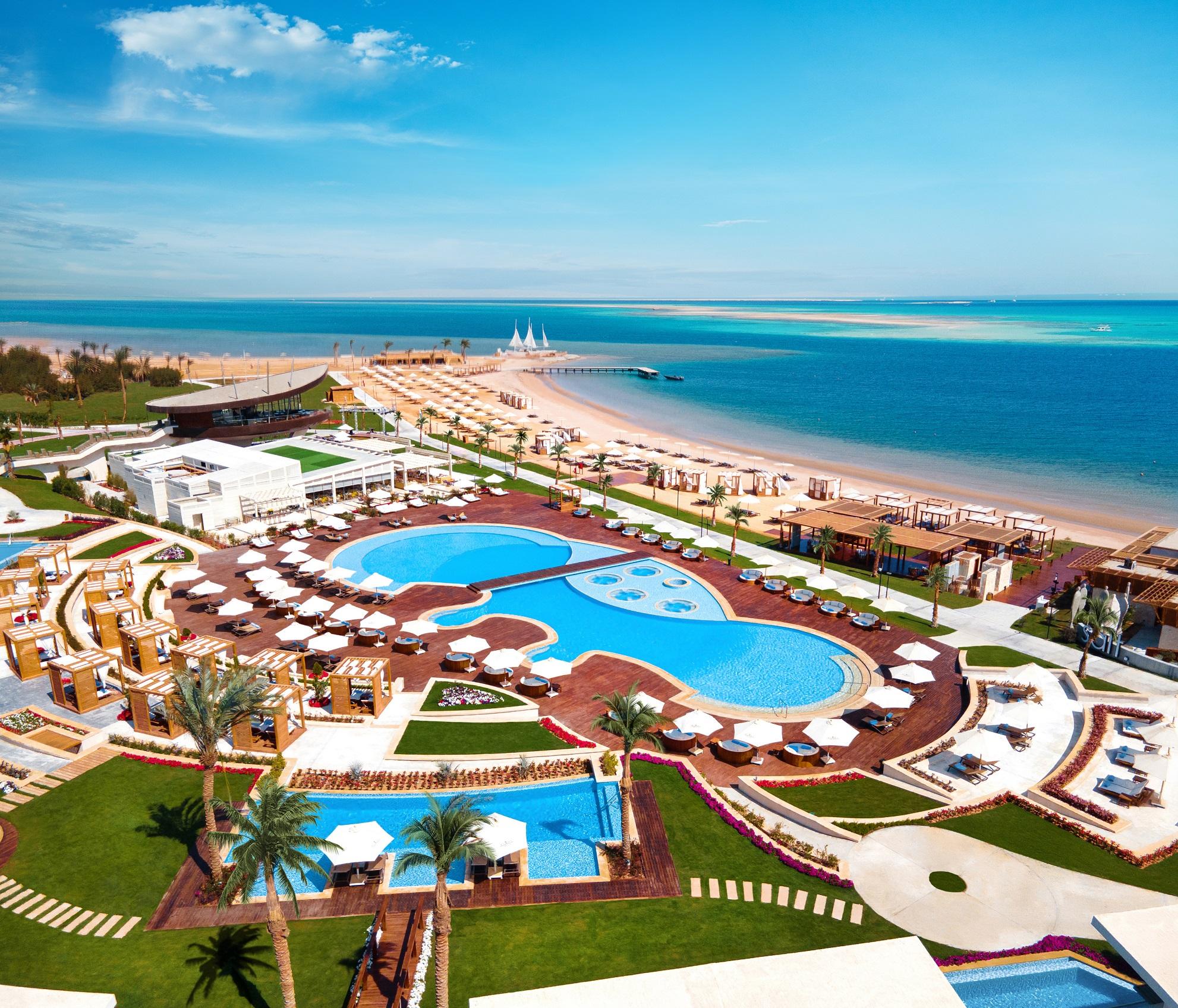 مجموعة فنادق ريكسوس مصر