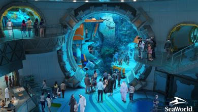 أكبر حوض مائي في العالم