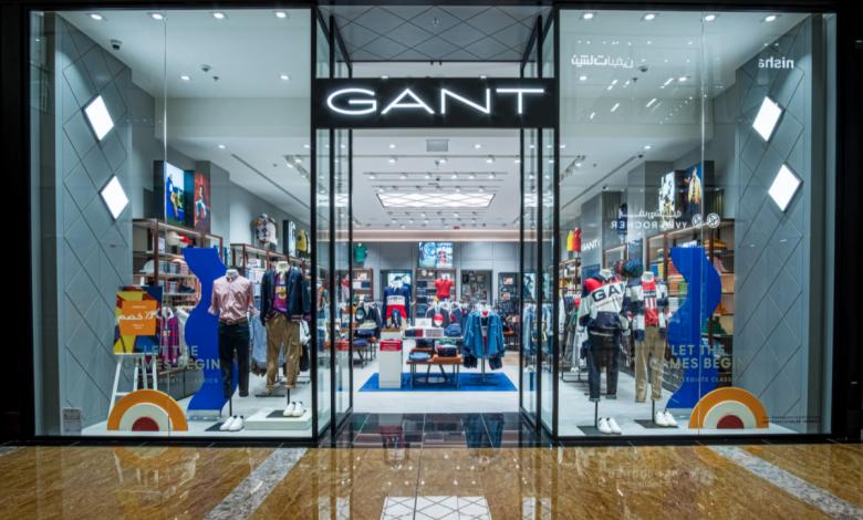 علامة GANT تفتتح أحدث متاجرها في سيتي سنتر الزاهية الشارقة