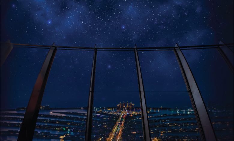 Take a journey through space at The View and discover Saturn and Jupiter