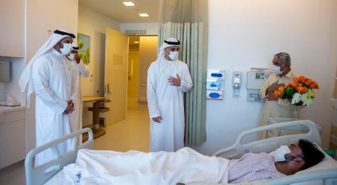 مدينة الشيخ شخبوط الطبية