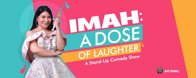 عرض للفنانة الكوميدية إيما دوماغاي في دبي خلال يوليو 2021