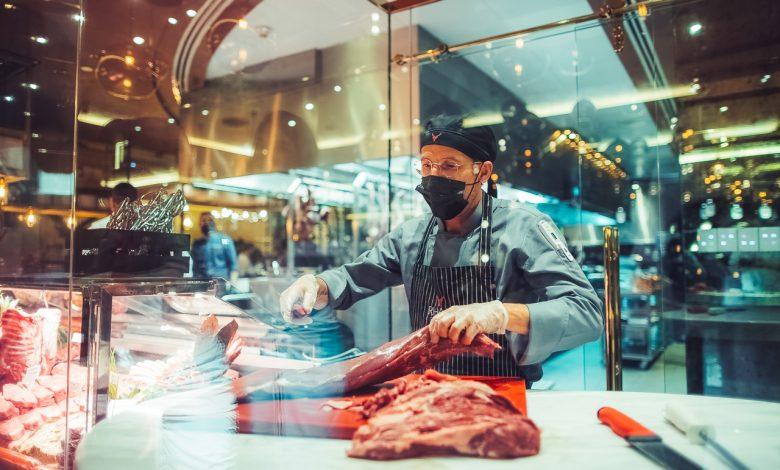 مطعم الستيك Rhain Steakhouse