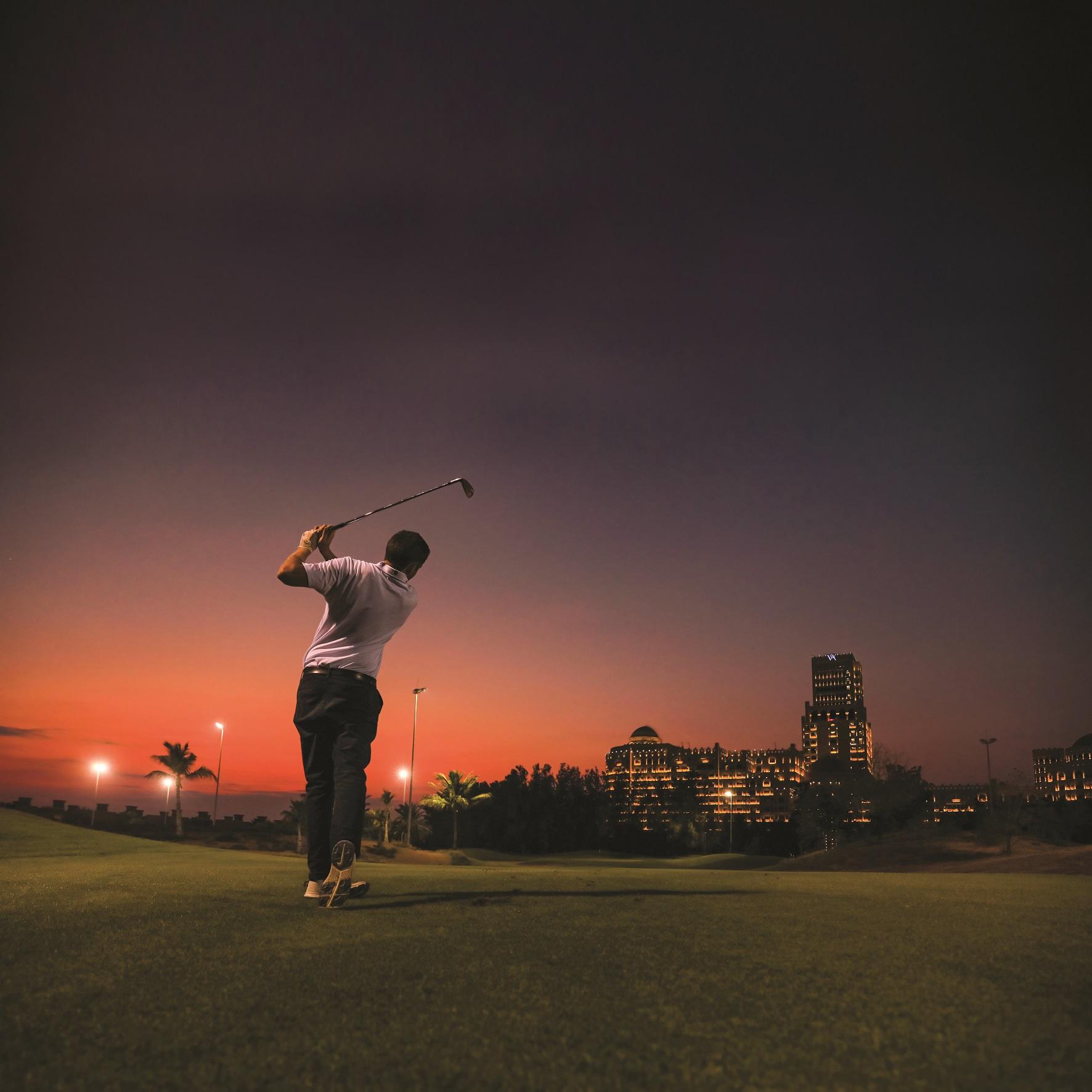 نادي الحمرا للجولف