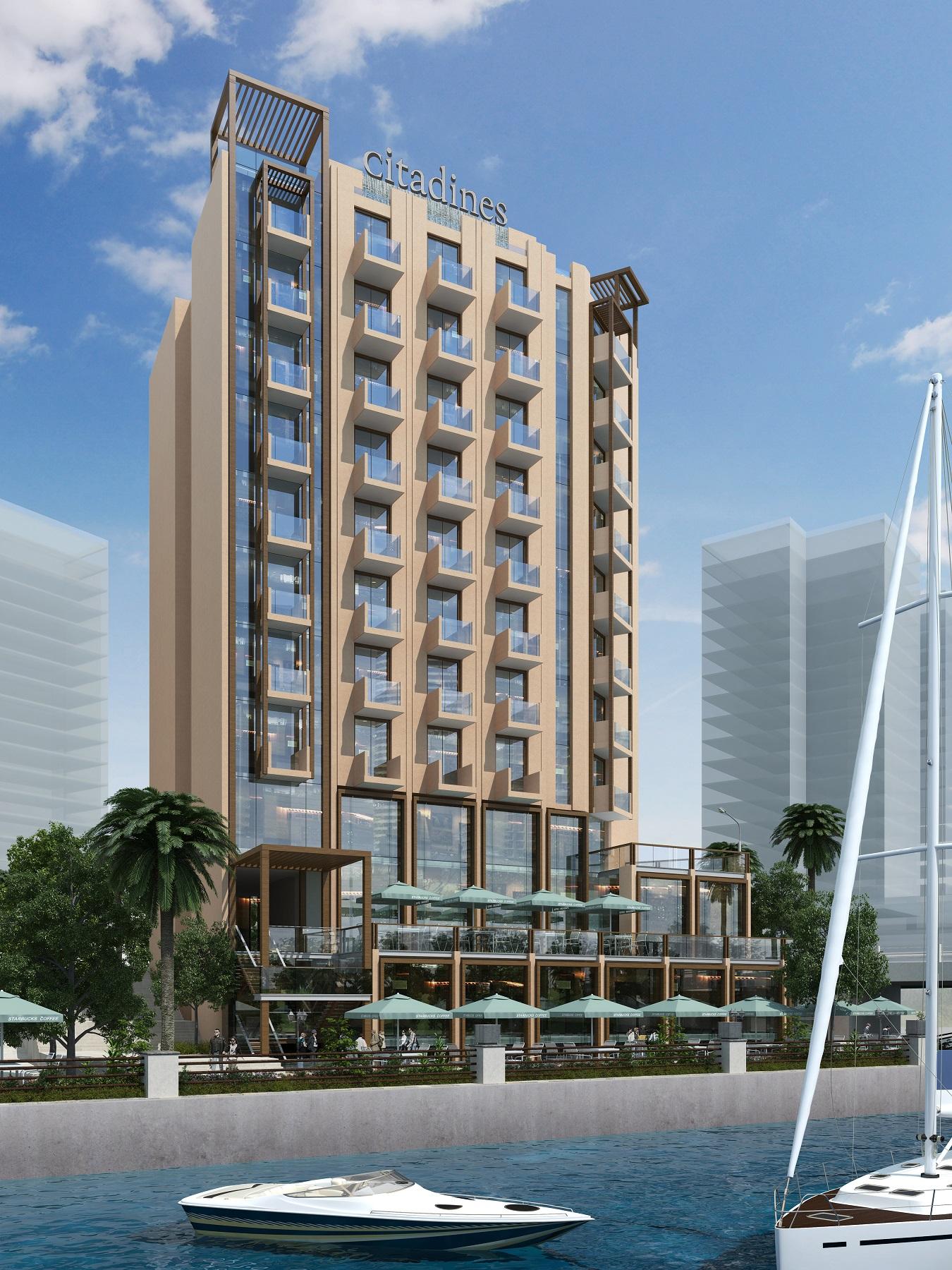 فندق سيتادينز قرية الثقافة في دبي