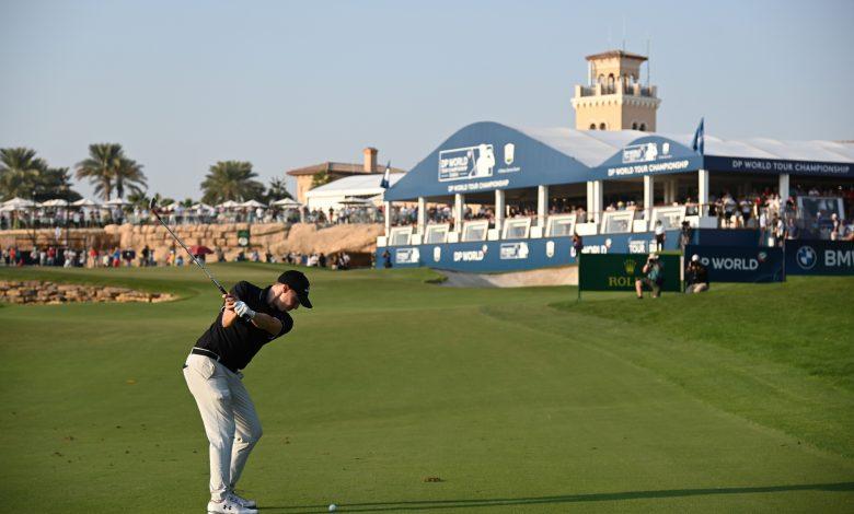 بطولة موانئ دبي العالمية للجولف 2021