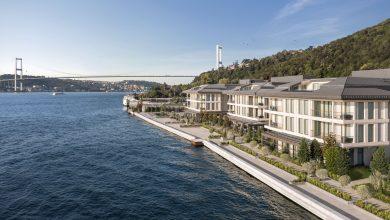 Mandarin Oriental Bosphorus, Istanbul – Hotel Exterior-min