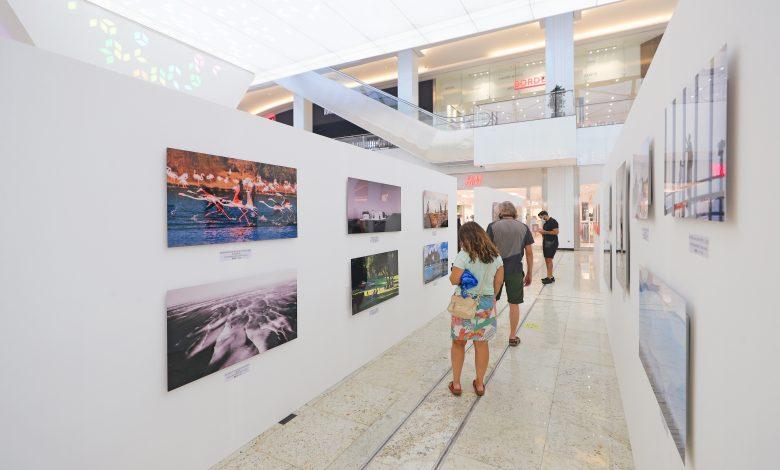 نخيل مول و ابن بطوطة مول يستضيفان أول معرض للصور الفوتوغرافية لمصورون صينيون