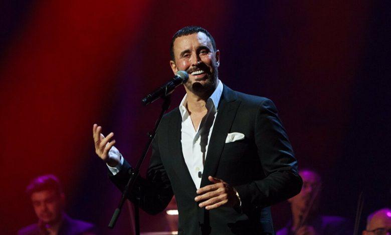 حفل قيصر الغناء العربي كاظم الساهر ضمن إكسبوا دبي 2021
