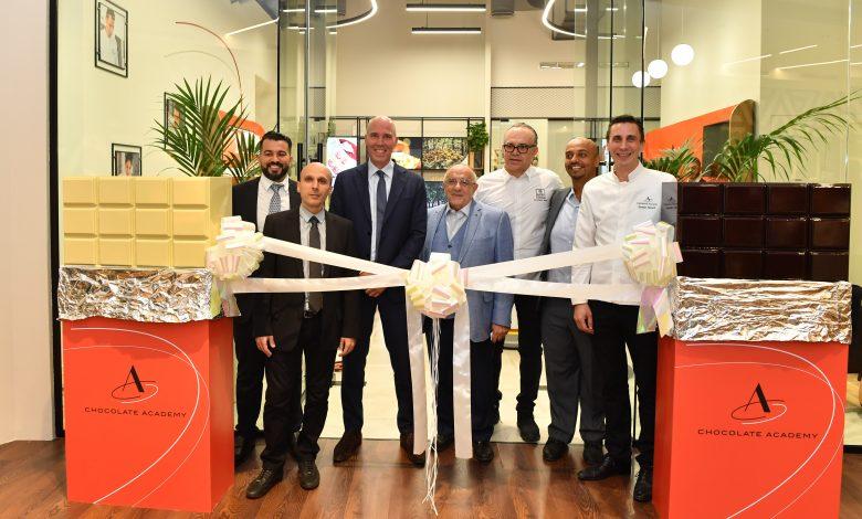 إفتتاح أكاديمية الشوكولاتة باري كاليبو في إمارة دبي