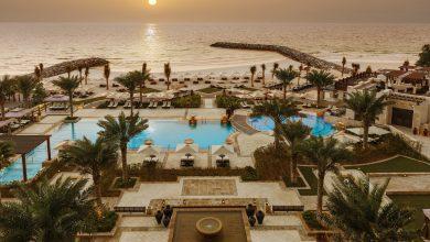 Ajman Saray, a Luxury Collection Resort – Sunset Pool & Beach