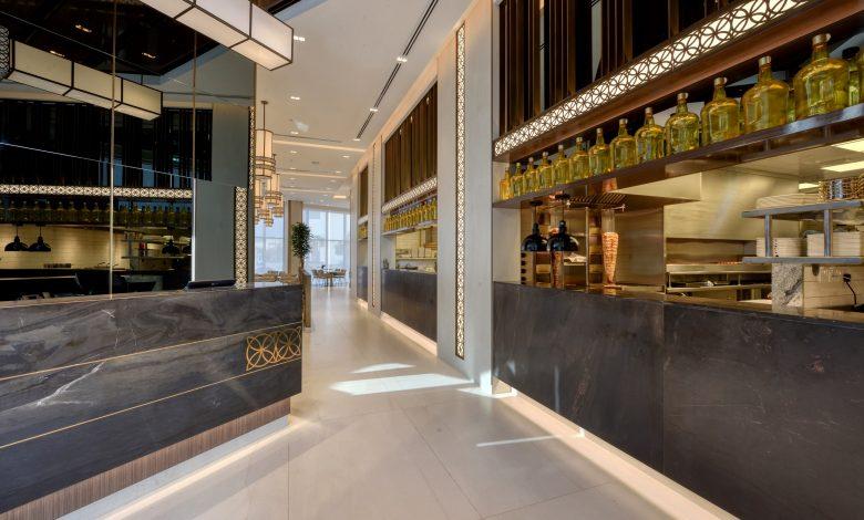 سلسلة مطاعم الصفدي الذهبية تفتتح فرع جديد لها في دبي