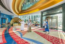 مجموعة جميرا تطلق مبيعات التذاكر لتجربة داخل برج العرب