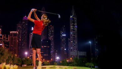 منافسات بطولة دبي مونلايت كلاسيك 2021