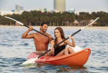 قصر الإمارات يدعوا محبي المغامرة للإستمتاع بتجاربه في الرياضات المائية