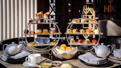 مطعم هيلز كيتشن دبي يقدم تجربة شاي ما بعد الظهيرة البريطانية التقليدية