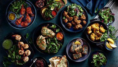 مطعم زعفران الهندي يطلق قائمة الاحتفال بالكباب جاشن –إي- كباب