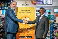 Mark x Rajeev BOUNZ Handshake