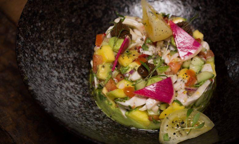 مطعم SEVA Table يحتضن الشيف خيسوس جيجابا ويقدم قائمة طعام جديدة